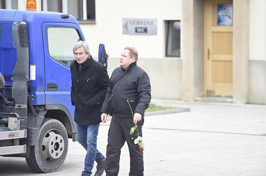 Jiří Štědroň a Václav Kopta