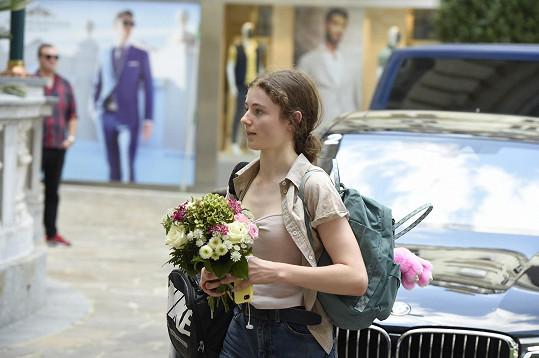 Před zahájením festivalui dorazila i novozélandská herečka Thomasin McKenzie