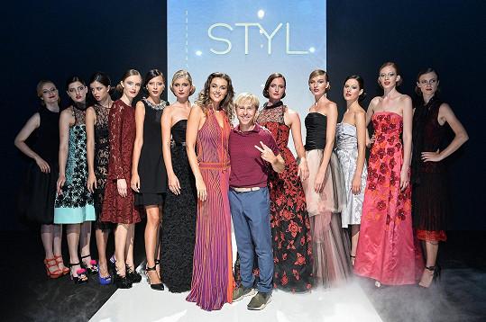 Ivě Kubelkové se nevyplácí kupovat luxusní modely, šaty by stejně nemohla obléknout dvakrát.