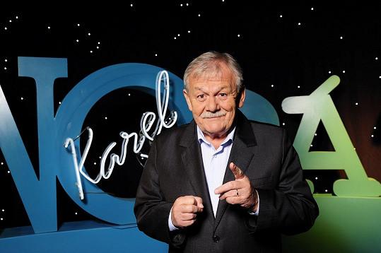 Pořad Všechnopárty televize vysílá od roku 2005, kvůli covidu má ale od natáčení pauzu.
