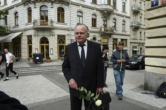 Igor Bareš zavzpomínal na spolupráci s Gabrielou Vránovou.