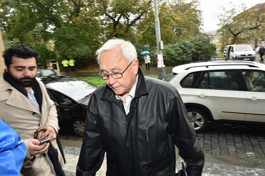 Herec Jaroslav Satoranský