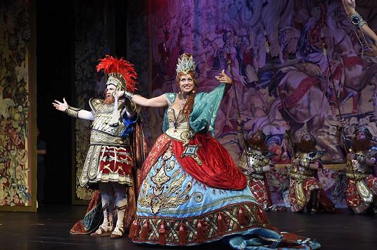 Fantom opery zaplnil hlediště Goja Music Hall.