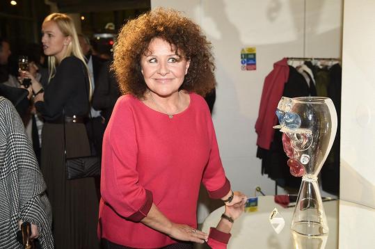 Mezi hosty byla například Jitka Zelenková.