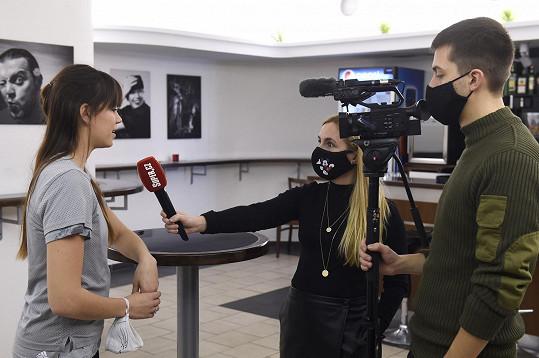 Karolina Gudasová Neuvirthová doufá, že se brzy začne opět hrát.