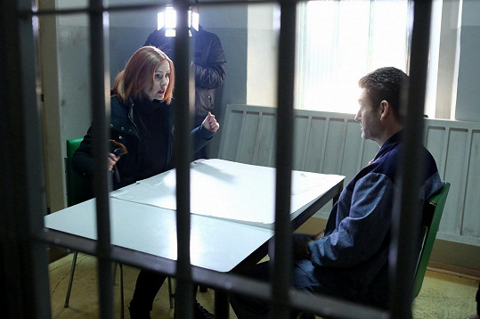 Markéta Plánková s Radimem Fialou