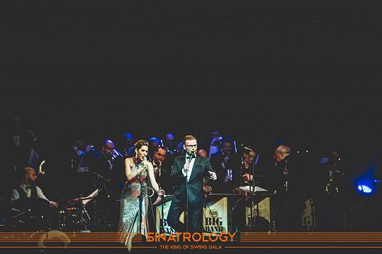 Právě v Česku koncertuje v rámci projektu Sinatrology.