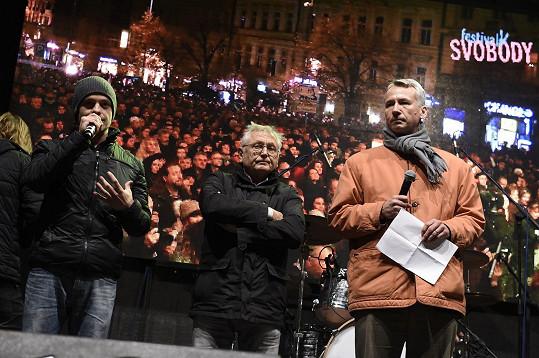 Jiří Mádl, Jiří Menzel, Tomáš Klvaňa