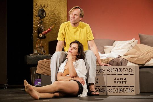 Pár Roden s Krausovou hrají také v Sexu pro pokročilé.
