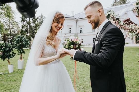 Svatba se povedla.