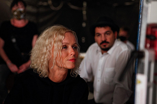 Klip k Vánoční režírovala Karin Krajčo Babinská.