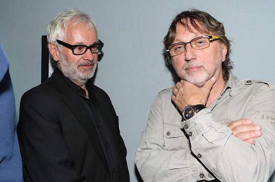 Dalibor s Robertem Vano