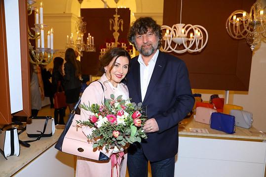 Dana Morávková plánuje s manželem cestu za synem do Anglie.
