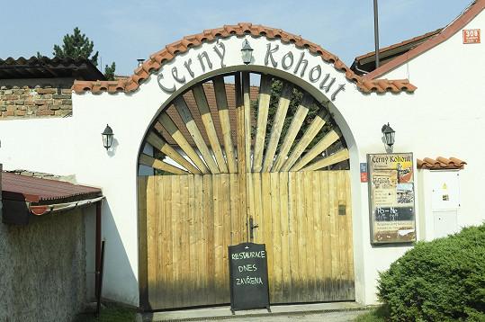 Na vzpomínkové setkání si Krampol rezervoval celý den.