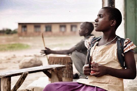 Pro Andreu to není první návštěva Afriky. Na černém kontinentu natáčela už svůj cestovatelský pořad.