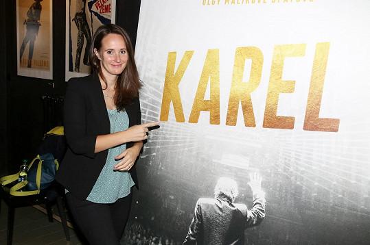 Do kin míří snímek Karel, který zaznamenává poslední rok života zpěváka.