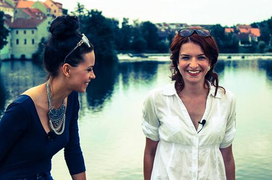 Katka bude moderovat pořad v tandemu s Irenu Mikschovou.