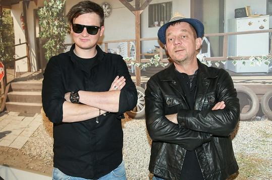 S Petrem Čtvrtníčkem