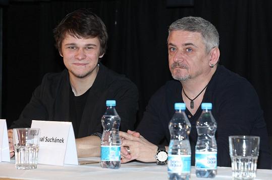Michal Suchánek a jeho mladší já