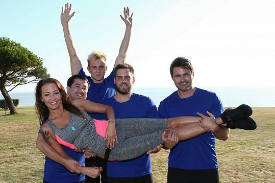 V Pevnosti Boyard se předvede už třetí český tým.