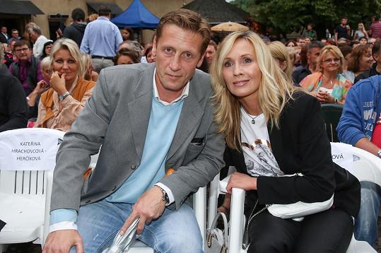 Tereza Pergnerová a Jiří Chlebeček plánují další dítě. Tentokrát by potomka rádi adoptovali.