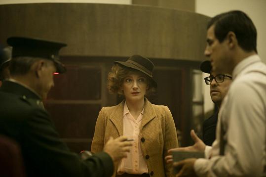 Alexandra Borbély ve filmu Skleněný pokoj