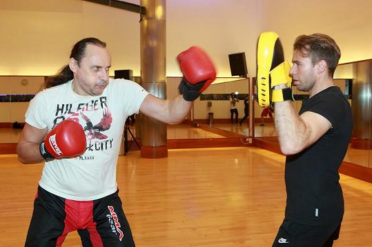 Do parády si ho vzal trenér Sergiy Gayevsky.