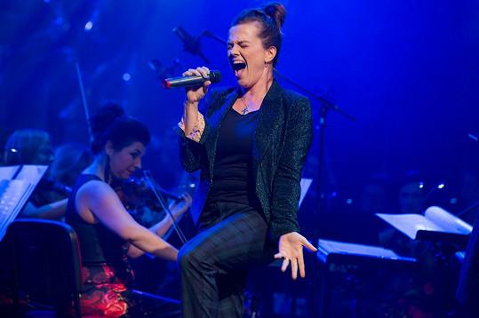 Marta Jandová vystoupila na pěvecké soutěži Sanremo Junior.