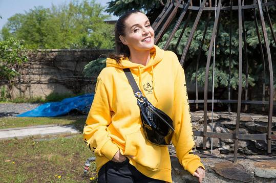 Iva Kubelková se vrací na obrazovky s pořadem Jak se staví sen.