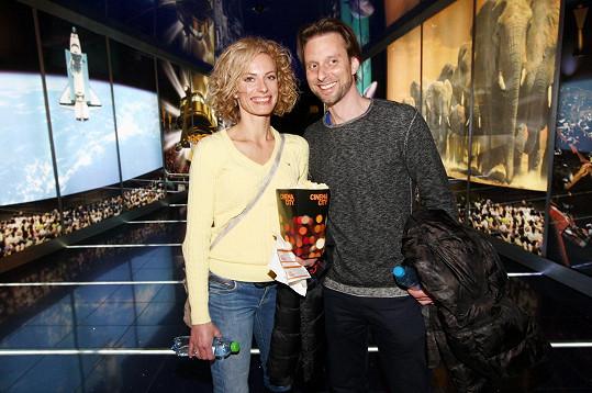 Kristina s Vaškem jsou spolu druhým rokem.