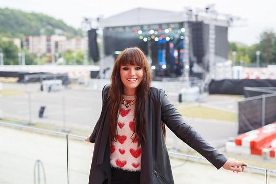 Zpěvačka letos vydává nové album Leporelo.