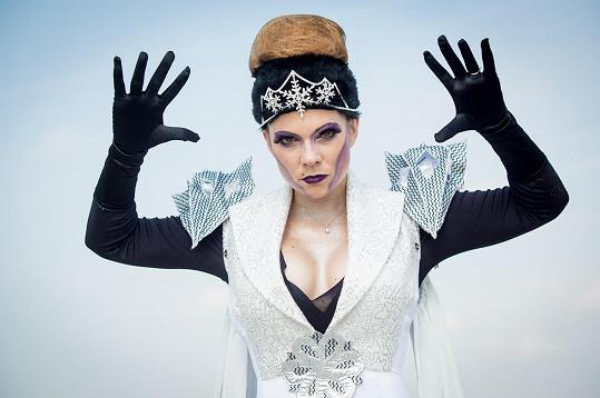 Míša Nosková si zahraje v muzikálu Sněhová královna.