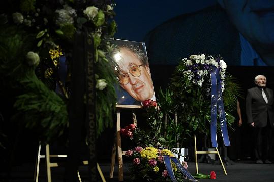 Proběhla vzpomínka na zesnulého herce Jaroslava Kepku (✝83).