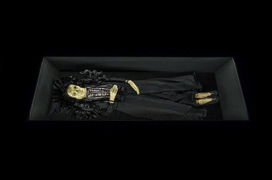 Žila v osmnáctém století a zemřela v roce 1703. Dodnes se uchovala její mumifikovaná podoba.