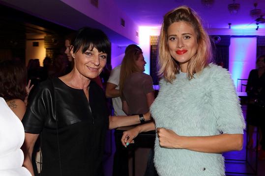 S návrhářkou Liběnou Rochovou