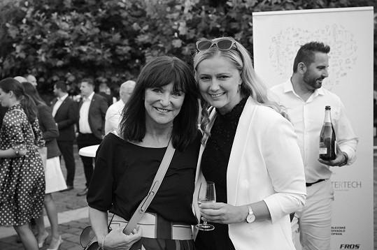 Beata a Monika se znají mnoho let.