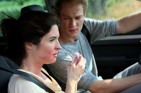 Vhlavních rolích napínavého thrilleru se představí Kristýna Podzimková (Metanol) a Aleš Bílík (Křižáček).