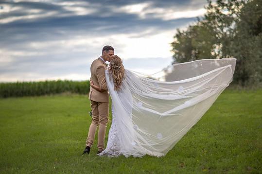 Foto ze svatby.