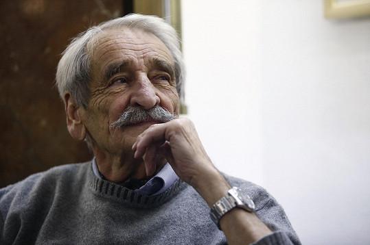 Jaroslav Weigel patřil k legendám Žižkovského divadla Járy Cimrmana.