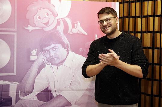 Petr Klein Svoboda natočil dokument o svém slavném otci.