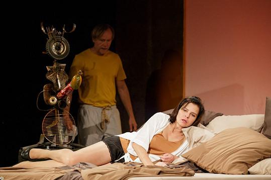 Alice s Jindřichem spolu hledají vášeň, která se z jejich 25letého manželství vytratila.