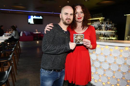 Sára Saudková a Igor Timko pokřtili album Hit za hitem.