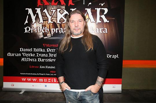 Petr se vrací do muzikálu Kat Mydlář.
