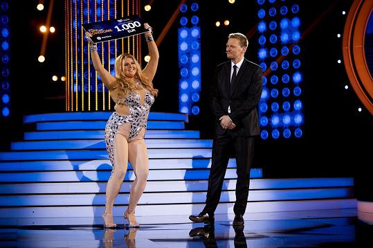 Zabodovala jako Jennifer Lopez.