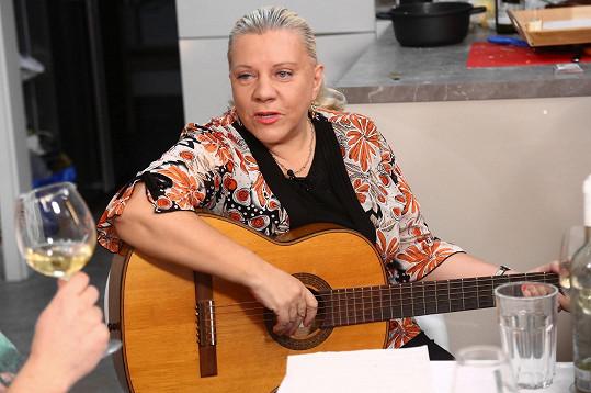 Marie Pojkarová změnila účes.