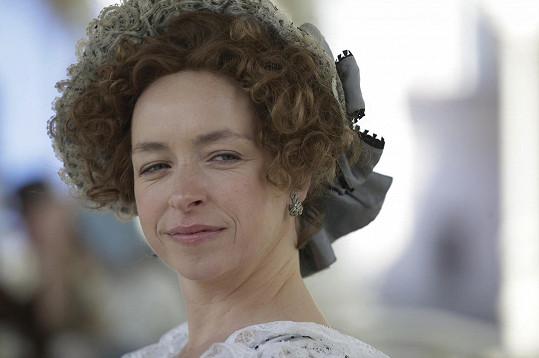 Tatiana Vilhelmová si zahrála Mattoniho osudovou ženu.