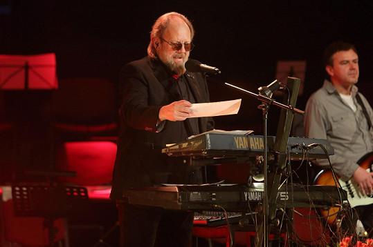Lešek Semelka oslavil sedmdesátiny velkým koncertem.