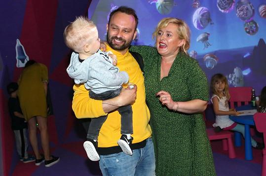 Z malého Doriana byla nadšená i herečka Miluše Bittnerová.