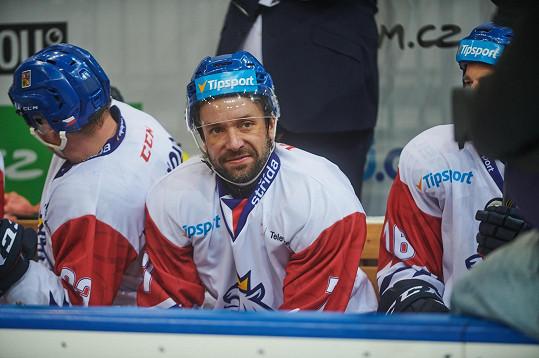 V Lajně 3 si opět zahraje hokejistu Robina Guhu.