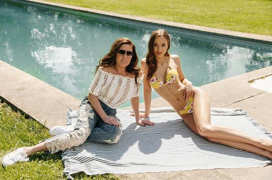 S jejich návrhářkou Lilianou Augustinovou